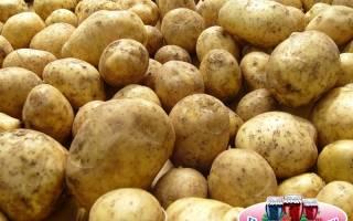 Варенье из картошки