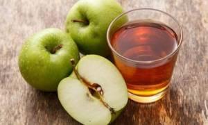 Как сохранить свежевыжатый яблочный сок