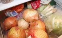 Как хранить лук в холодильнике