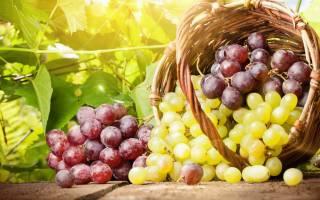 Варенье из черного винограда